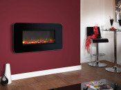 Celsi Touchflame LED Wall Mounted Electric Fire