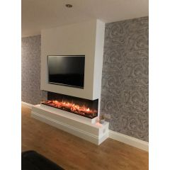 Evonic Avesta Electric Fire