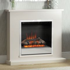 """Be Modern Elsham 40"""" Electric Fireplace Suite"""
