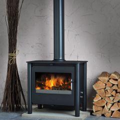 ESSE 225 SE Contemporary Multifuel Wood Burning Stove