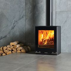 Stovax Vision Small Wood Burning / Multifuel Eco Stove