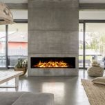 Evonic E1800 Built In Electric Fire