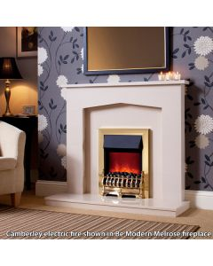 Be Modern Camberley Inset LED Electric Fire