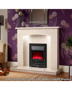 Be Modern Lexus Inset LED Electric Fire