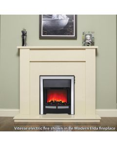 Be Modern Vitesse Inset LED Electric Fire