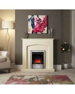 """Be Modern Bewley 42"""" Electric Fireplace Suite"""