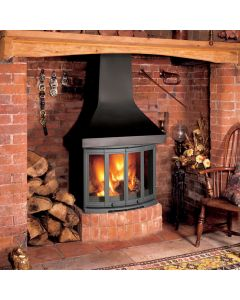 Dovre 2400 Wood Burning Fireplace Stove