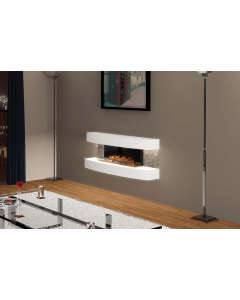 Evonic Empire 2 Hang On The Wall Electric Fire