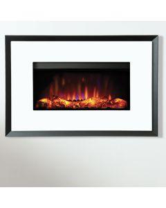 Gazco Riva2 670 Evoke Glass Electric Fire