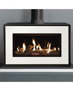 Gazco Studio 1 Freestanding Balanced Flue Gas Fire