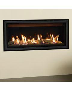 Gazco Studio 2 Slimline Balanced Flue Gas Fire