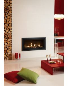 Gazco Studio 2 Glass Fronted Balanced Flue Gas Fire