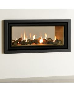 Gazco Studio 2 Duplex Double Sided Balanced Flue Gas Fire