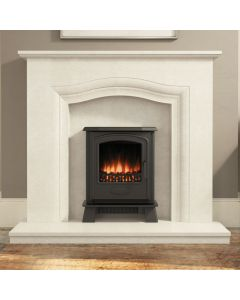 Broseley Hereford Up to 2kW inset electric stove