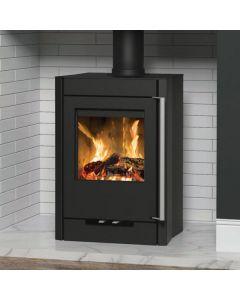 Hotspur 5: 5kW woodburning stove