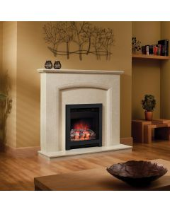 Be Modern Athena Log Electric Fire