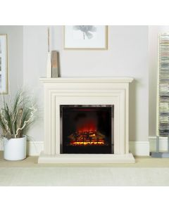 Be Modern Carina Electric LED Suite - Ivory