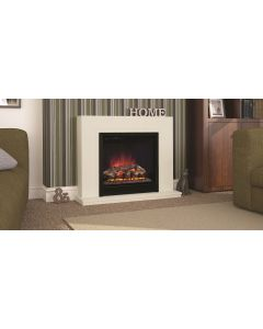 Be Modern Colby 38 Inch Electric LED Suite - Soft White