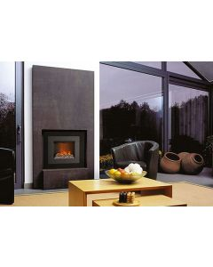 Dimplex Redway Opti-Myst Electric Fire - Black Shelf Wear