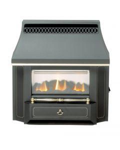 Valor Black Beauty Slimline Gas Fire