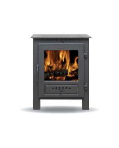 Esse 1 Wood Burning Stove - Matte Black