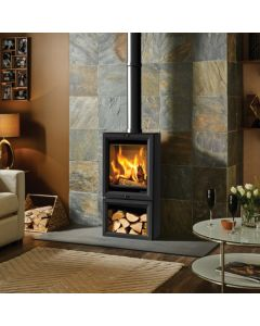 Stovax View 5T Midline Stove Wood Burning / Multifuel Stove