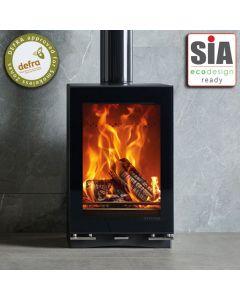 Stovax Vision Medium Wood Burning / Multifuel Eco Stove
