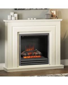 """Be Modern Whitham 48"""" Electric Fireplace Suite"""