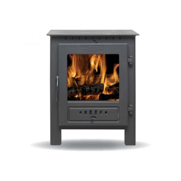 Esse 1 Wood Burning Stove - Matte Black