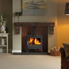 ACR Rowandale Woodburning / Multi-Fuel Stove