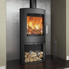 Broseley Flair 8: 8kW woodburning stove
