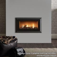 Gazco Studio 1 Glass Fronted Gas Fire