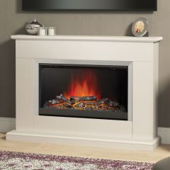 """Be Modern Hansford 46"""" Electric Fireplace Suite"""