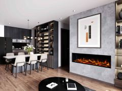 Charlton & Jenrick i1800e Deep – i-Range Electric Fire