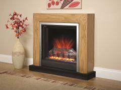 Be Modern Devonshire Electric LED Suite - Natural Oak/Anthracite