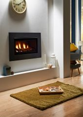 Crystal Fires Connelly Collection Madison Standard HE Log Gas Fire