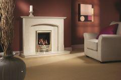"""Be Modern Octavia 51"""" Fireplace"""