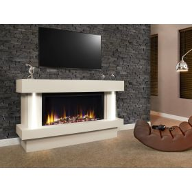 Celsi CUVRORBI Ultiflame VR Orbital Illumia Electric Suite Fires