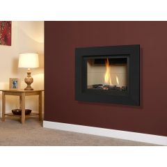 Kinder Celena Slimline Balanced Flue Gas Fire