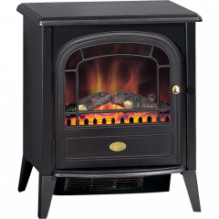 Dimplex Club Electric Flame Effect Stove - Black