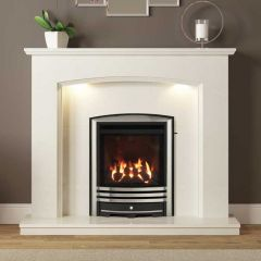 Be Modern Emelia Modern Fireplace Suite