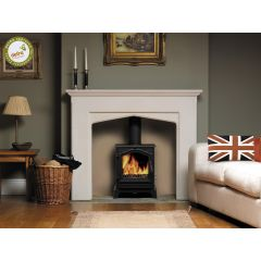Esse 500 Vista DEFRA Approved Multifuel Stove