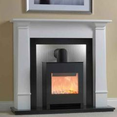 Flamerite Fires Bronte with Atom Stove