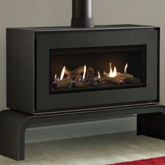 Gazco Studio 2 Freestanding Balanced Flue Gas Fire