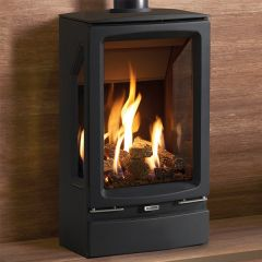 Gazco Vogue Midi T Balanced Flue Gas Stove