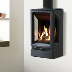 Gazco Vogue Midi T Wall Mounted Balanced Flue Gas Stove