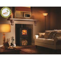 Broseley Serrano 5 DEFRA Multifuel Stove W/ Log Store