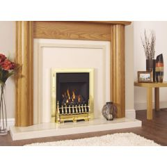 Verine NSPC00TN Midas Plus Coal Easy Flame Control Gas Fire