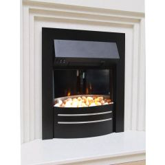 Evonicfires Evoflame Amathus Electric Fire - Black