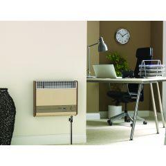 Valor Brazilia F8S In Oak Manual Wall Heater